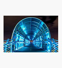 Electric Bridge Photographic Print