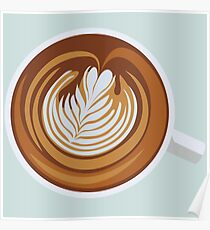 Cup-a-Cappuccino Poster