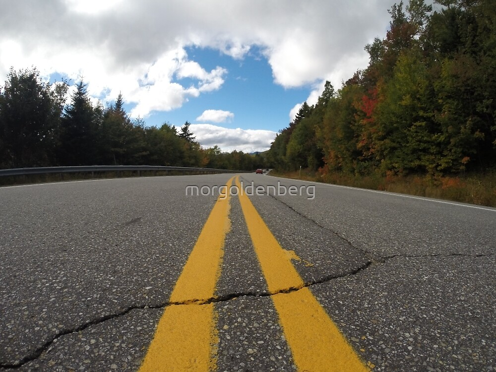 High way to heaven by morgoldenberg