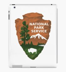 National Park Service Logo iPad Case/Skin