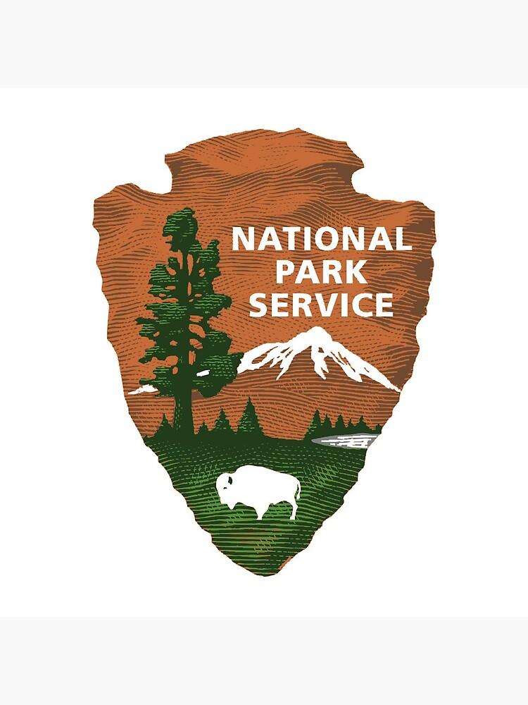 National Park Service Logo by racheld31