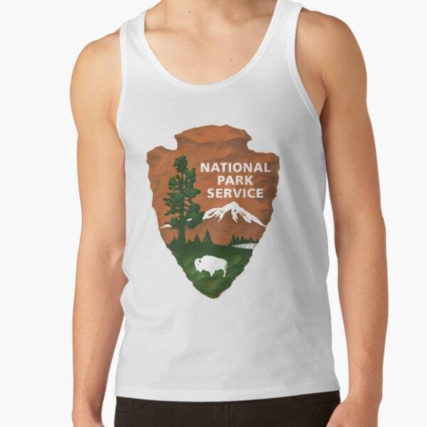 National Park Service Logo Tank Top