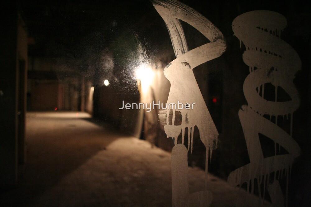 Graffiti by JennyHumber