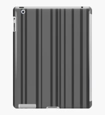 Simplistic Stripes iPad Case/Skin