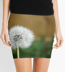 Dandelion Puff Wish Mini Skirt