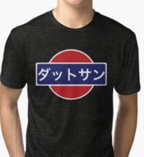 Datsun Tri-blend T-Shirt