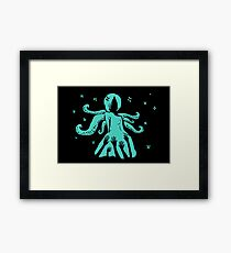 Firefly psycho  Framed Print