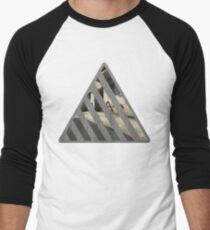 Aluminium hazard Men's Baseball ¾ T-Shirt