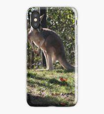 Kanga iPhone Case/Skin