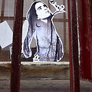 tomorrow always knows paste up by Loui  Jover