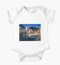 Verrnazo Italy at twilight Kids Clothes