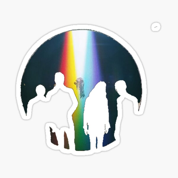 Imagine Dragons Evolve  Sticker