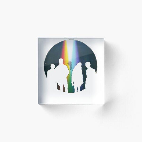 Imagine Dragons Evolve  Acrylic Block