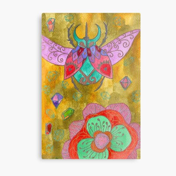 Sparkbug Metal Print