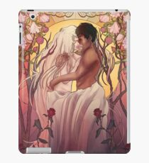 Tarot: The Lovers  iPad Case/Skin