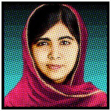 Malala by starkle