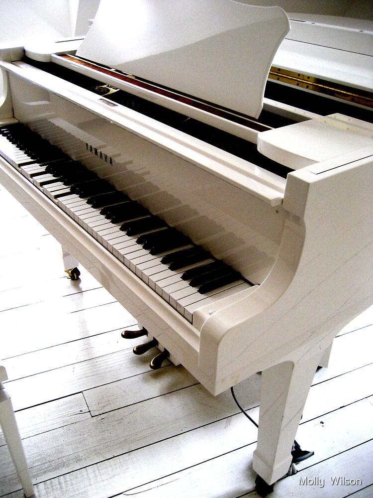 piano by Molly  Wilson
