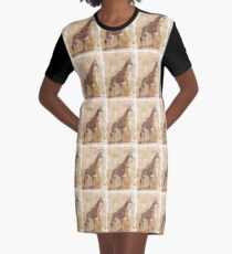 Lean and tall Graphic T-Shirt Dress