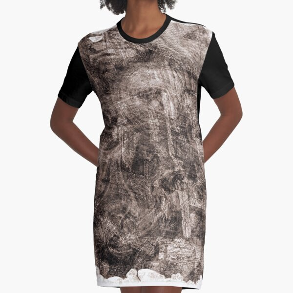 The Atlas of Dreams - Plate 26 Graphic T-Shirt Dress