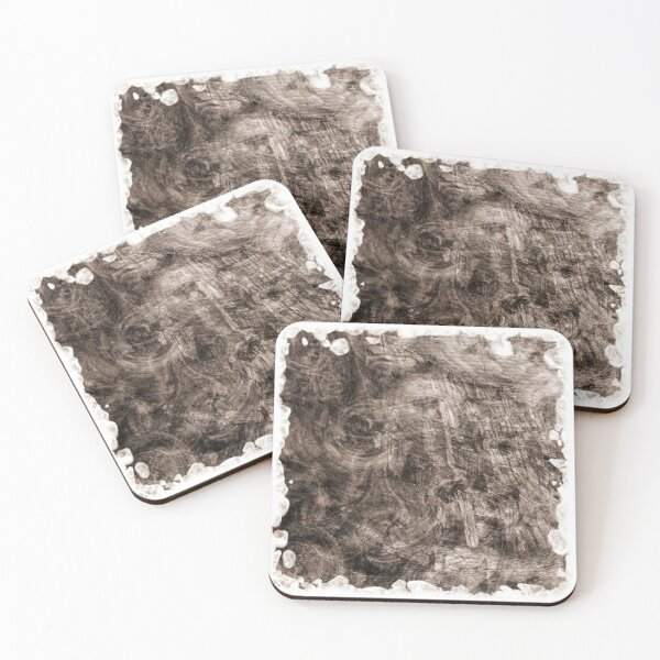 The Atlas of Dreams - Plate 26 Coasters (Set of 4)