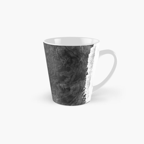 The Atlas of Dreams - Plate 25 (b&w) Tall Mug