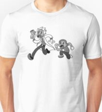 Rubber Hose Rick and Morty Unisex T-Shirt