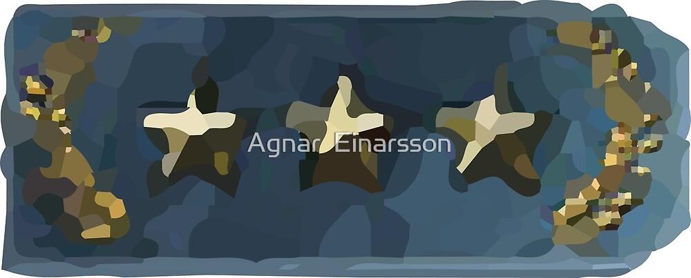 Gold nova 3 / remake  by Agnar  Einarsson
