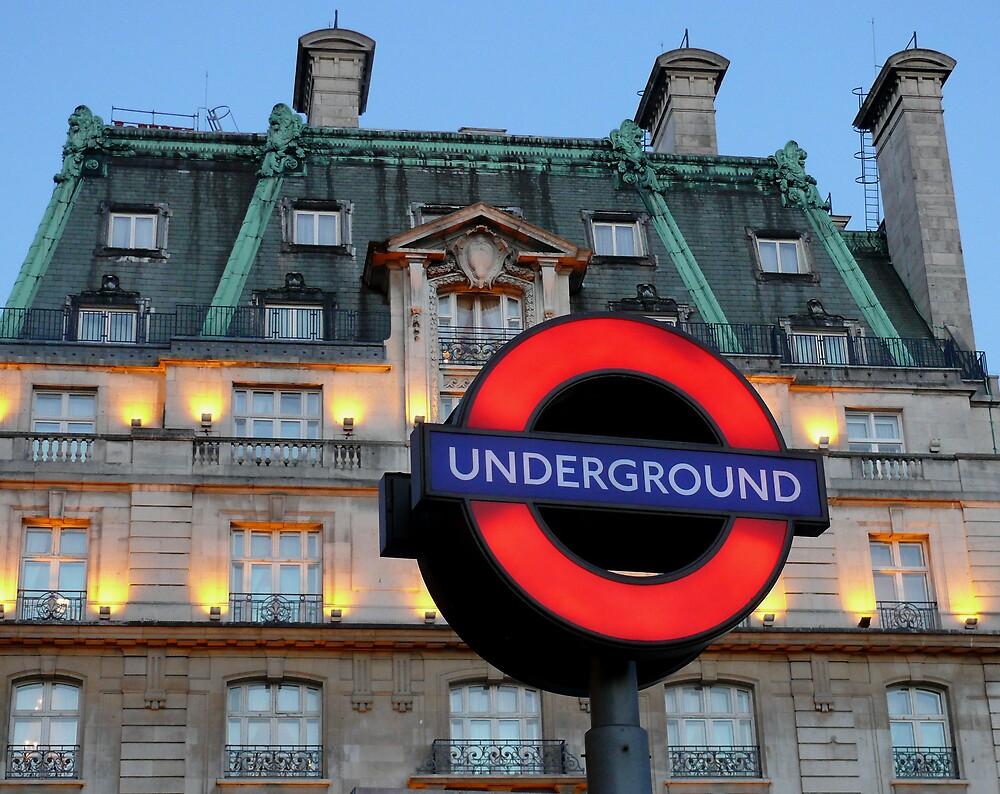 Underground At The Ritz by mmrich