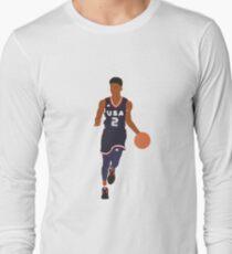 Jaylen Hands USA Long Sleeve T-Shirt