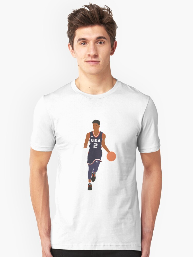 reputable site c365c f7084 'Jaylen Hands USA' T-Shirt by RatTrapTees