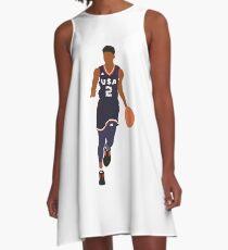 Jaylen Hands USA A-Line Dress