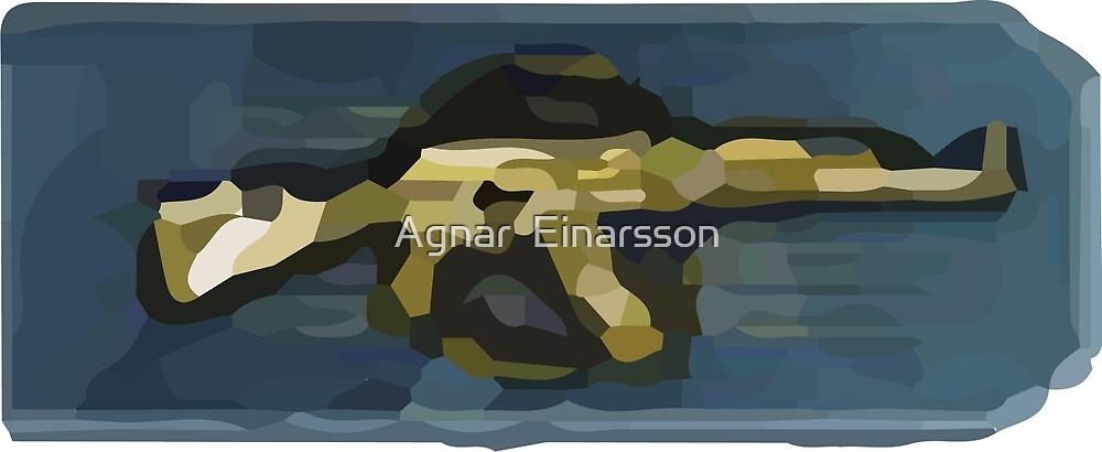 Master guardian I / remake by Agnar  Einarsson