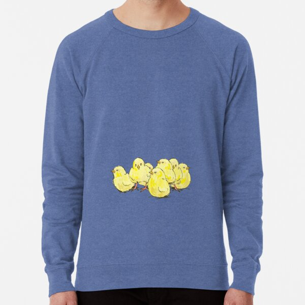 Cute Chick Foursome Lightweight Sweatshirt