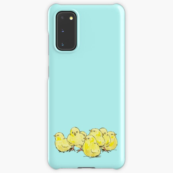 Cute Chick Foursome Samsung Galaxy Snap Case
