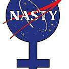 NASA Nasty Woman  by WinonaCookie