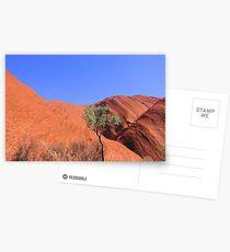 Uluru Postcards