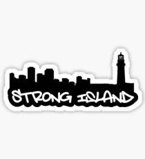 Long Island NYC 01 Sticker