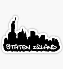 Staten Island NYC 02 Sticker