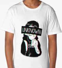 Unknown #1 Glitched 3D Long T-Shirt