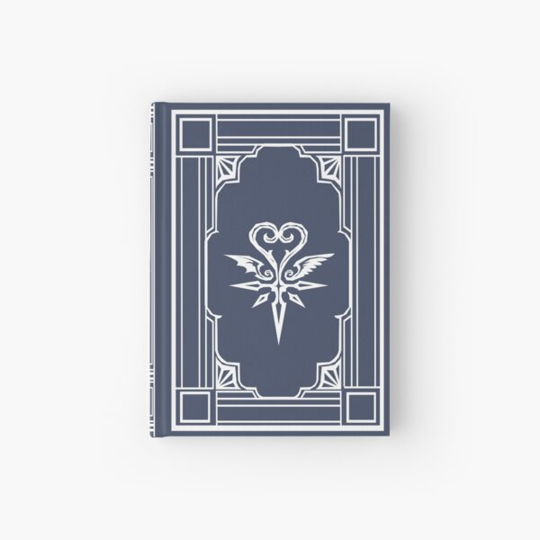 Book of Prophecies KHuX Hardcover Journal