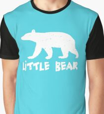 Little Bear Funny Matching T-Shirt for kids, Great Gift Idea Graphic T-Shirt