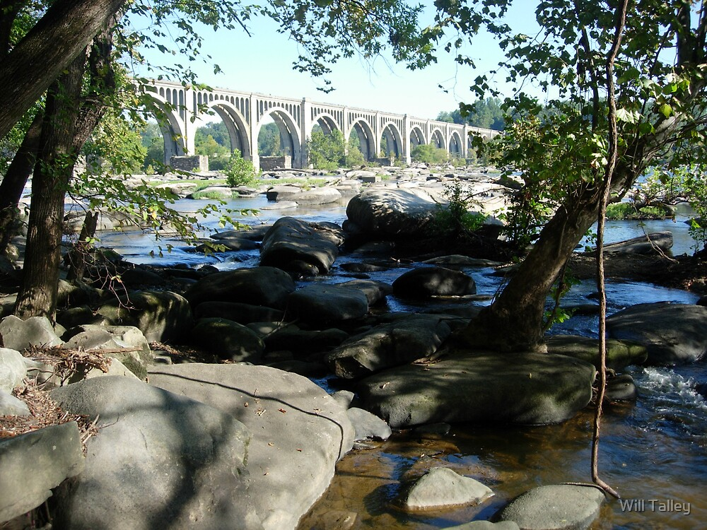 James River by Will Talley