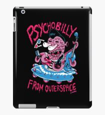 Psychobilly From Outerspace iPad Case/Skin