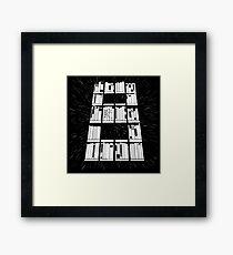 TARS Dimension Framed Print