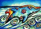 Ocean Odyssey by Karin Taylor