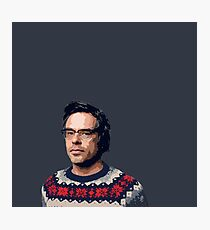 Jemaine Clement  Photographic Print