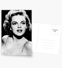Judy garland old theam Postcards