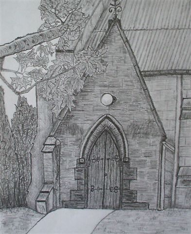St Clements, Yass by Estelle O'Brien