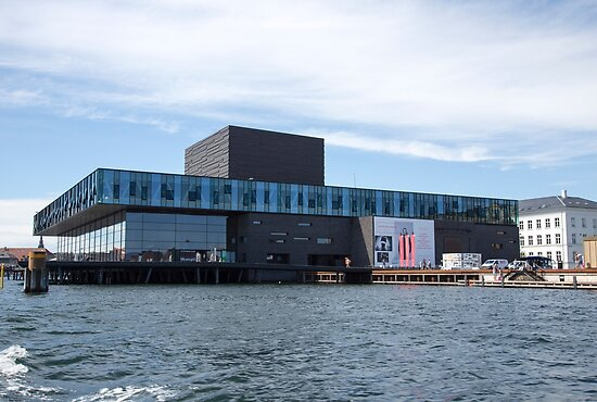 Royal Danish Opera house, Copenhagen, Denmark  by PhotoStock-Isra