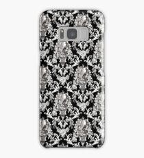 Victoriana Skulls Samsung Galaxy Case/Skin